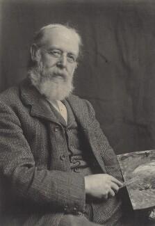 Sir James Lawton Wingate, by Olive Edis - NPG x13302