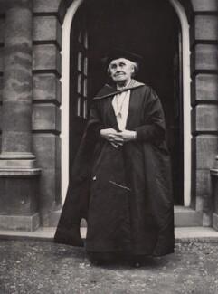 Dame Elizabeth Wordsworth, by Unknown photographer - NPG x13331