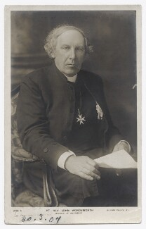 John Wordsworth, published by Rotary Photographic Co Ltd - NPG x13333