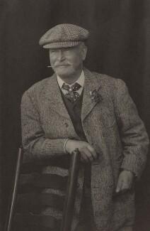 Henry Broadhurst, by Olive Edis - NPG x1343