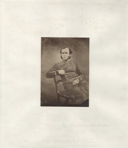 Sir Charles Ash Windham, by Sharp & Melville, published by  Thomas Agnew & Sons Ltd - NPG x13454
