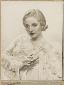 Tallulah Bankhead, by Dorothy Wilding - NPG x13693