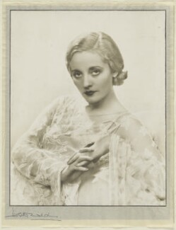 Tallulah Bankhead, by Dorothy Wilding - NPG x13694