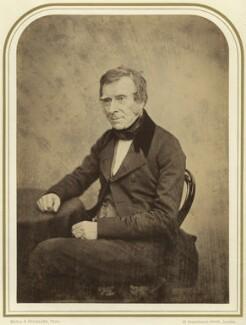 Sir Benjamin Collins Brodie, 1st Bt, by Maull & Polyblank - NPG x14258