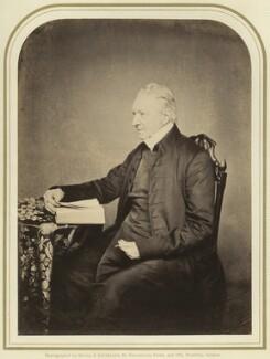 John Bird Sumner, by Maull & Polyblank - NPG x14261