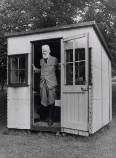 George Bernard Shaw, by Studio Lisa (Lisa Sheridan) - NPG x14277