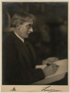 Roger Fry, by Lenare, 1920s - NPG x14279 - © National Portrait Gallery, London
