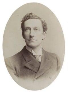 Sir Johnston Forbes-Robertson, by Window & Grove, 1880-1888 - NPG x14281 - © National Portrait Gallery, London