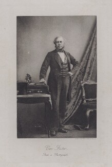 Vere Henry Lewis Foster, by Swan Electric Engraving Co., after  Unknown photographer - NPG x14291