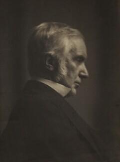 Sir Edward Fry, by Henry Dixon & Son - NPG x14367