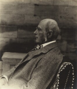 Sir Francis Galton, by Unknown photographer - NPG x14371