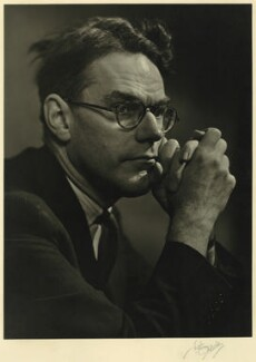 Gerald Ernest Heal Abraham, by Karl Pollak, circa 1948 - NPG x14998 - © reserved; collection National Portrait Gallery, London