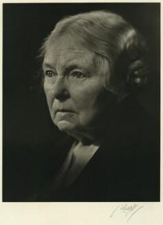 Maud Mary Chadburn, by Karl Pollak - NPG x15009