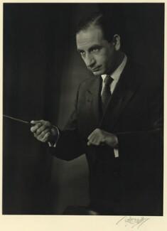 Walter Goehr, by Karl Pollak - NPG x15021