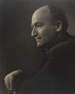 Louis Philip Kentner, by Karl Pollak - NPG x15029