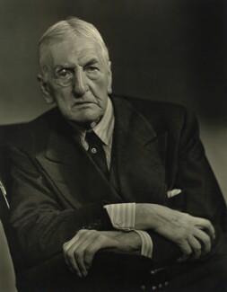 Alfred Edward Woodley Mason, by Karl Pollak - NPG x15034