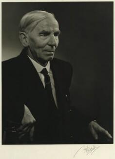Frank Henry Mason, by Karl Pollak - NPG x15036