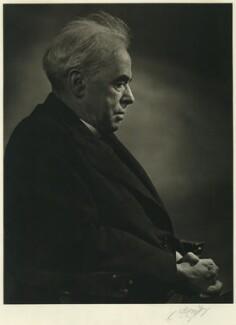 Walter Robert Matthews, by Karl Pollak - NPG x15038