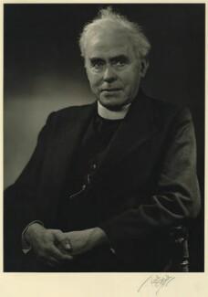 Walter Robert Matthews, by Karl Pollak - NPG x15039