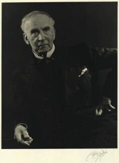 Frank Salisbury, by Karl Pollak - NPG x15048