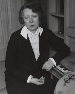 Marie Laurencin, by André Kertész - NPG x15070