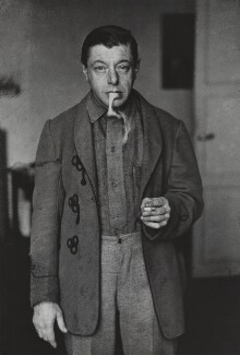 Louis Tihanyi, by André Kertész - NPG x15074
