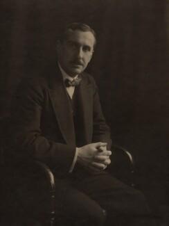 Arthur Hamilton Lee, 1st Viscount Lee of Fareham, by Olive Edis - NPG x15083