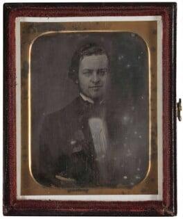 Charles Haddon Spurgeon, by Mr Reeves - NPG x15096