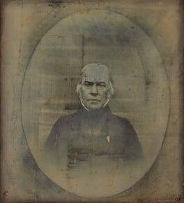 John Farey, by Henry Gengembre - NPG x15097