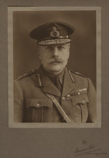 Douglas Haig, 1st Earl Haig, by Bassano Ltd, 16 January 1917 - NPG x15159 - © National Portrait Gallery, London