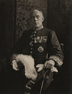 Auckland Campbell Geddes, 1st Baron Geddes, by Olive Edis - NPG x15168