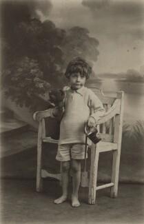 Benjamin Britten, by Unknown photographer, January 1918 - NPG x15174 - © National Portrait Gallery, London