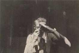 Benjamin Britten, by Benjamin Britten - NPG x15187