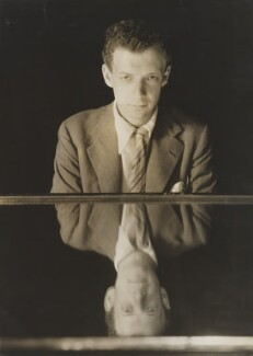 Benjamin Britten, by Cecil Beaton - NPG x15204