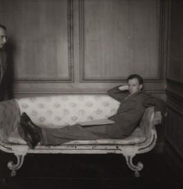Benjamin Britten, by Edward Mandinian - NPG x15210