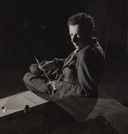 Benjamin Britten, by Edward Mandinian - NPG x15213