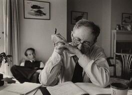 E.M. Forster; Eric John Crozier, by Kurt Hutton (Kurt Hubschman) - NPG x15224