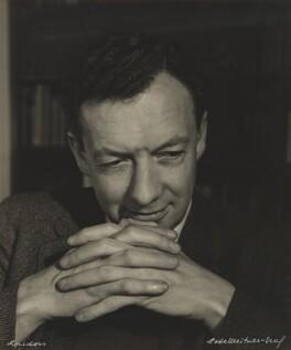 Benjamin Britten, by Lotte Meitner-Graf - NPG x15241