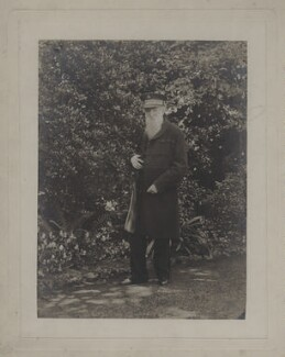 William Booth, by Herbert F. Joyce, August 1906 - NPG x1538 - © National Portrait Gallery, London