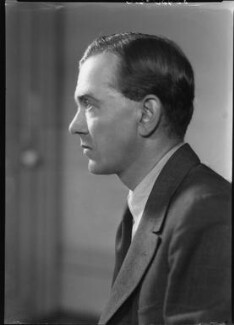 Graham Greene, by Bassano Ltd - NPG x15394