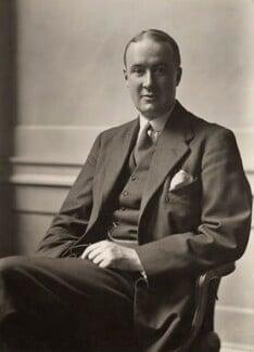 Sir William Macnamara Goodenough, 1st Bt, by Olive Edis - NPG x15410