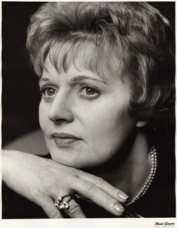 Dame Muriel Spark, by Mark Gerson - NPG x15448