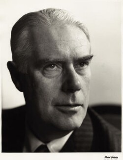 Anthony Powell, by Mark Gerson - NPG x15452