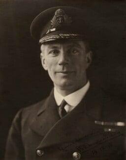 Hon. Henry Douglas King, by Olive Edis - NPG x15456