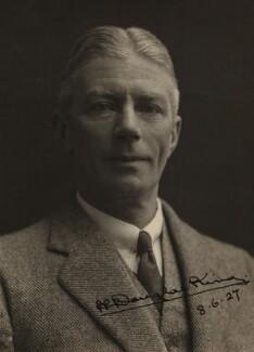 Hon. Henry Douglas King, by Olive Edis - NPG x15457