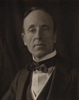 Charles Stewart Henry Vane-Tempest-Stewart, 7th Marquess of Londonderry, by Olive Edis - NPG x15468