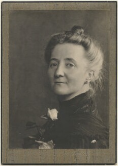 Caroline Murray, by Olive Edis - NPG x15507