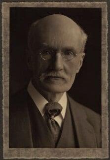 (George) Gilbert Aimé Murray, by Olive Edis - NPG x15508