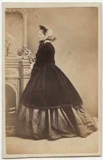Frances Harriet Catherine Rouse-Boughton, by McLean, Melhuish & Haes - NPG x1555
