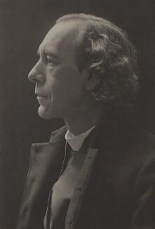 Joseph Armitage Robinson, by Olive Edis - NPG x15554